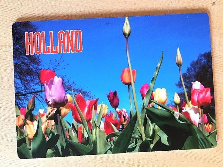 mijndrukker.nl ijskrabber Holland van meest milieuvriendelijk kunststof