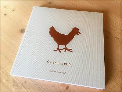 Garenloos PUR voor Softcover Boeken. De cover op papier van Fedrigoni, voorzien van 2 soorten folie.