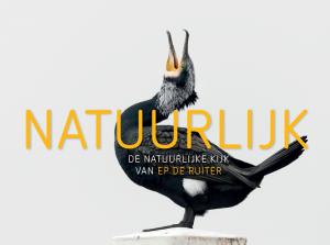 mijndrukker.nl Fotoboek Ep de Ruiter NATUURLIJK cover Ronald Boiten Boekprojecten