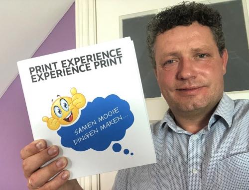 Hij is er! De 'Print Experience' van mijndrukker.nl.