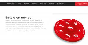 Op de website van Hemmink - Ei Electronics stond al enige tijd de Keten van Brandveiligheid vermeld met daarop te zien een afbeelding van een ronde schijf.