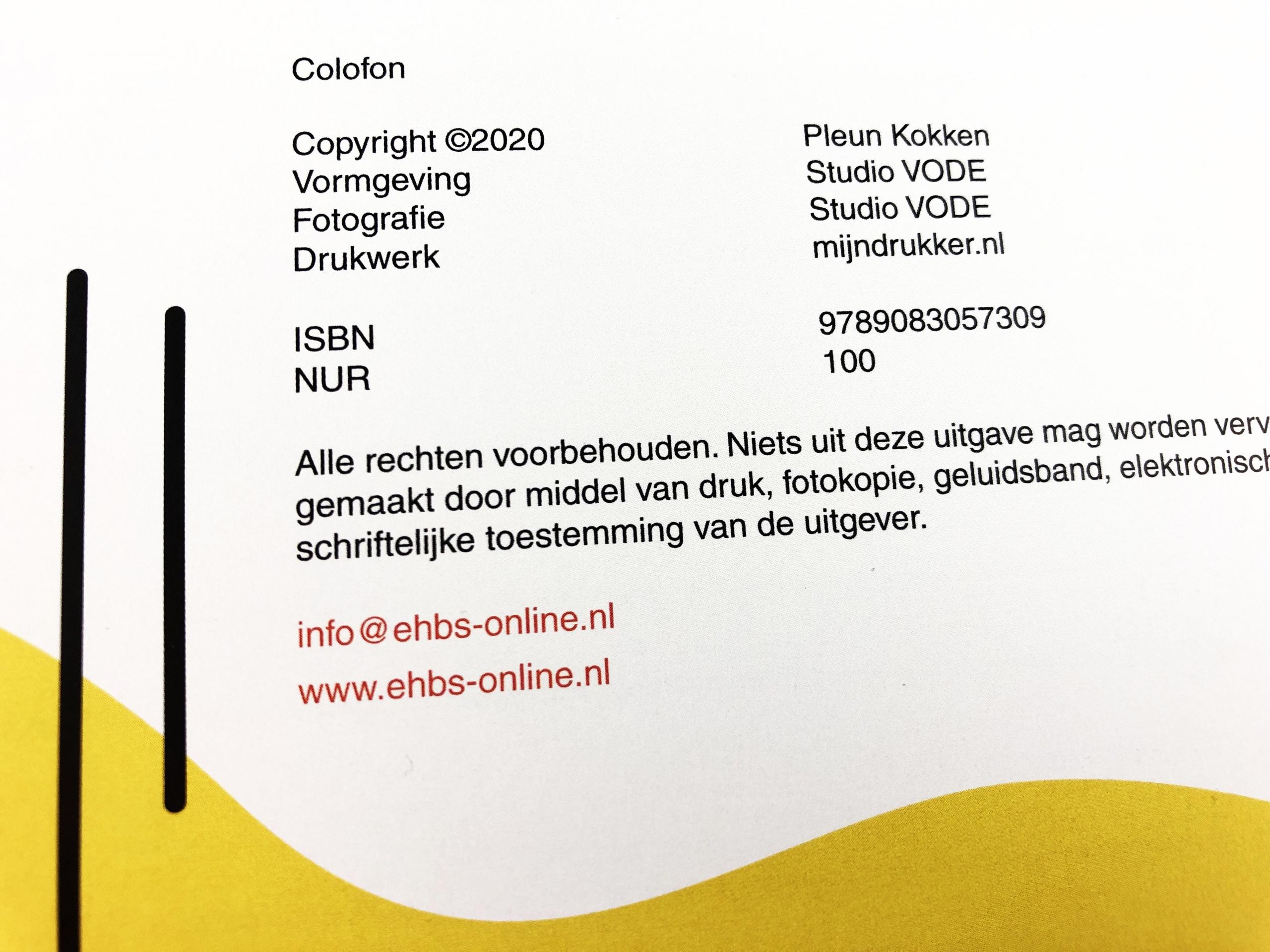 mijndrukker.nl - Hardcover Wire-O, 'Eerste Hulp Bij Schrijfproblemen' - Drukwerk mijndrukker.nl